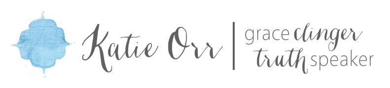 Katie Orr - Blog