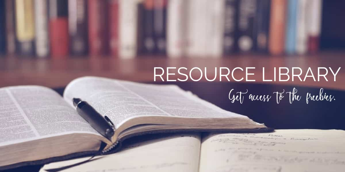 bible-study-resource-library