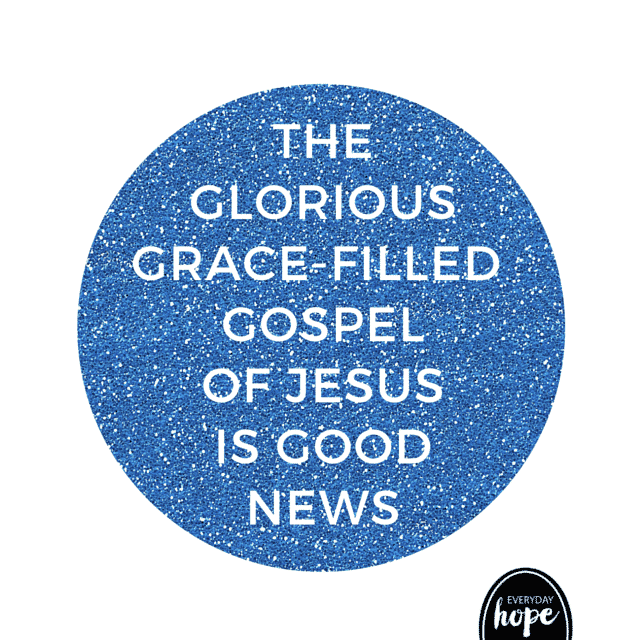 glorious gospel