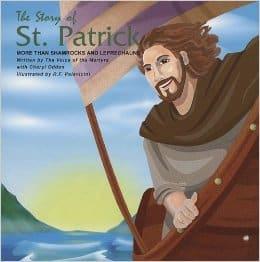 st patrick's day books