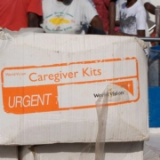 world vision in haiti