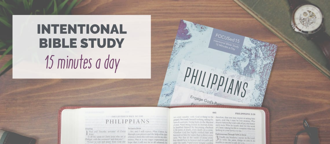 bible study on philippians