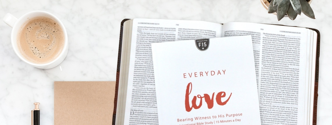 bible study for women on love