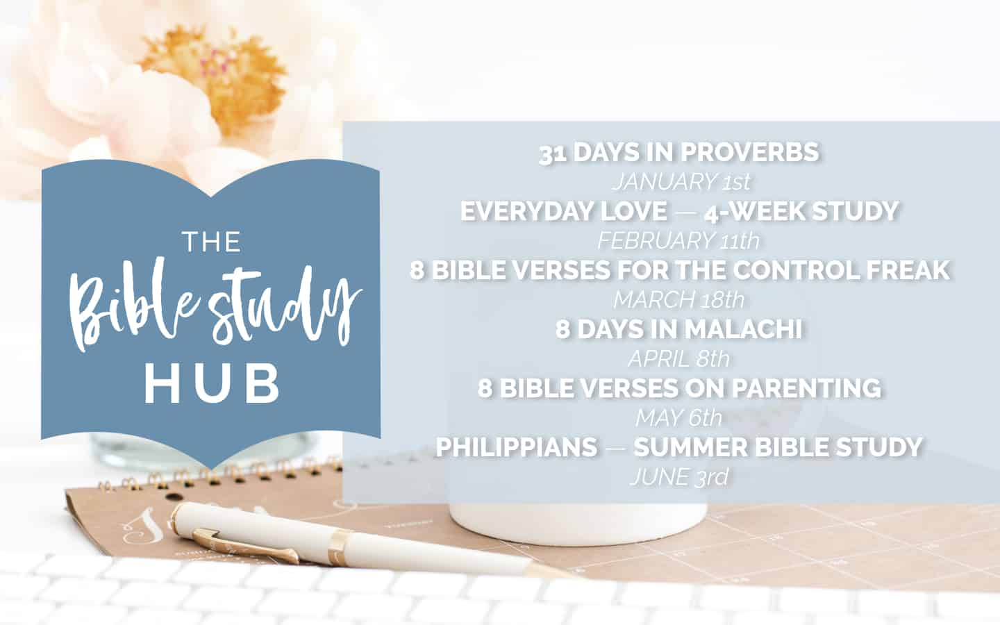 online bible studies for women