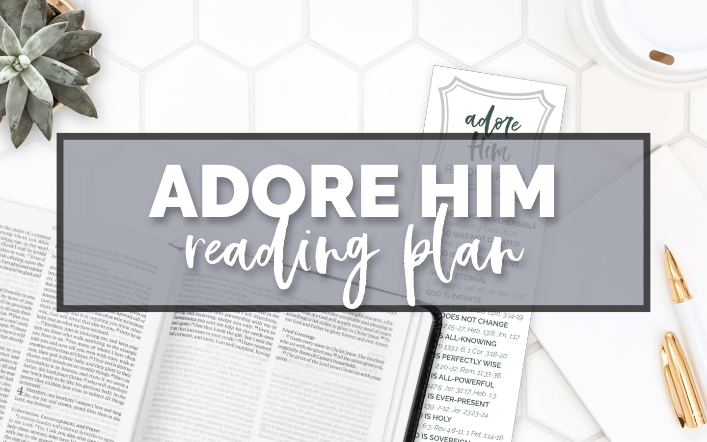 Bible Study Resource Library – Katie Orr
